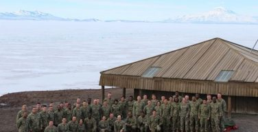 Operation Deep Freeze: Boots on Ice