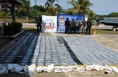 Colombia Strikes Narcotrafficking in Territorial Waters