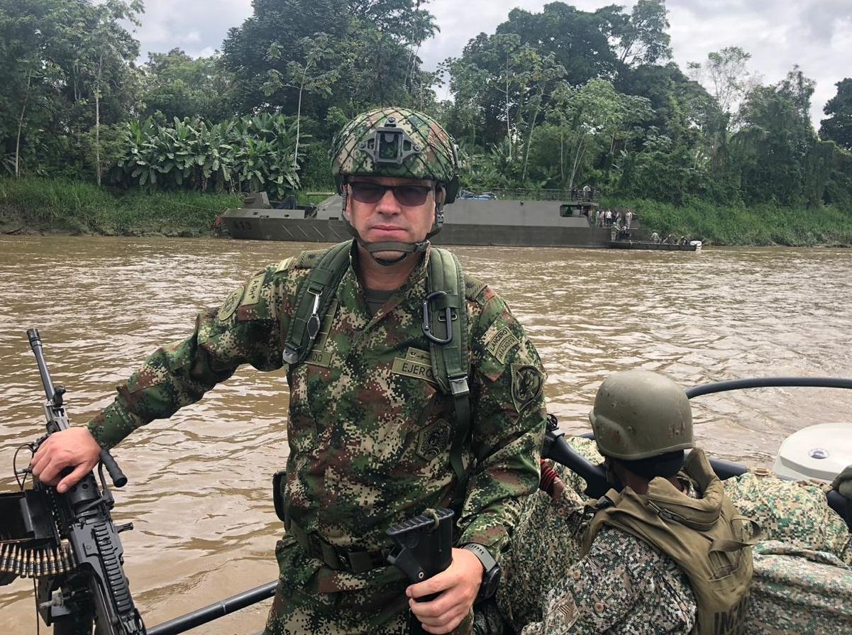 Fuerzas especiales de Colombia: Éxito operacional a través del trabajo conjunto