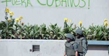 Presença de militares cubanos, russos e chineses nas Forças Armadas da Venezuela
