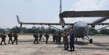 Hemispheric Air Forces Strengthen Partnerships against Disaster, Emergencies