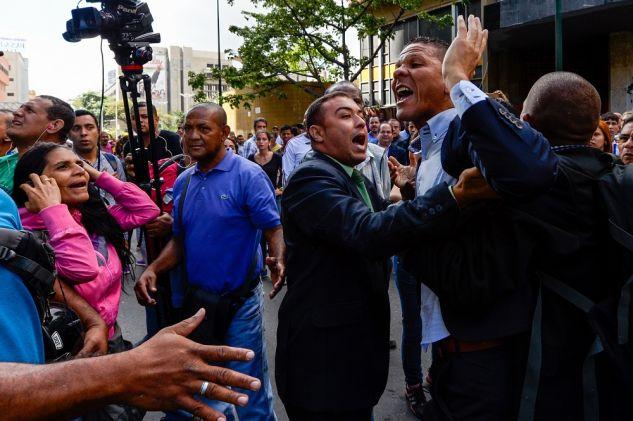 Venezuela's National Assembly under Siege