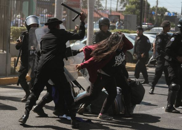 UN: Nicaragua Continues to Repress and Harass Opponents