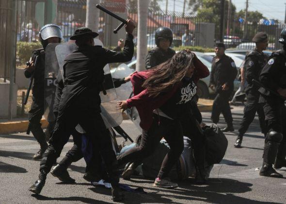 ONU: Nicarágua continua reprimindo e perseguindo seus opositores
