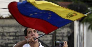 Guaidó: 80 a 85 por cento das Forças Armadas da Venezuela são a favor de uma mudança