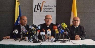 """Igreja venezuelana exige saída de Maduro do poder para realizar """"eleições livres"""""""