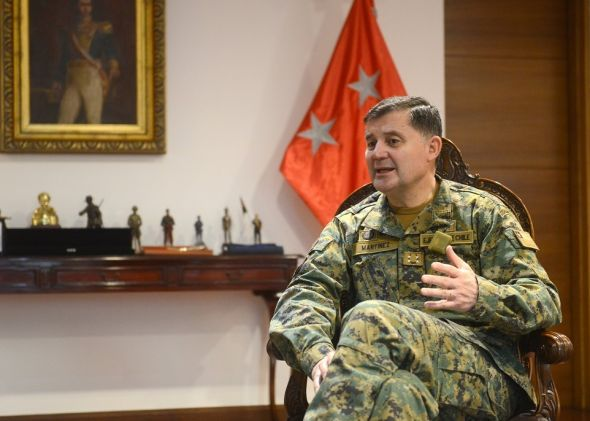 Chilean Army: Committed to Capacity Building, Interoperability