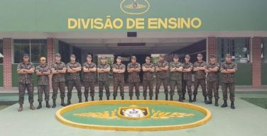 Brazilian Instructors Train Peacekeeping Mission Troops in the Congo