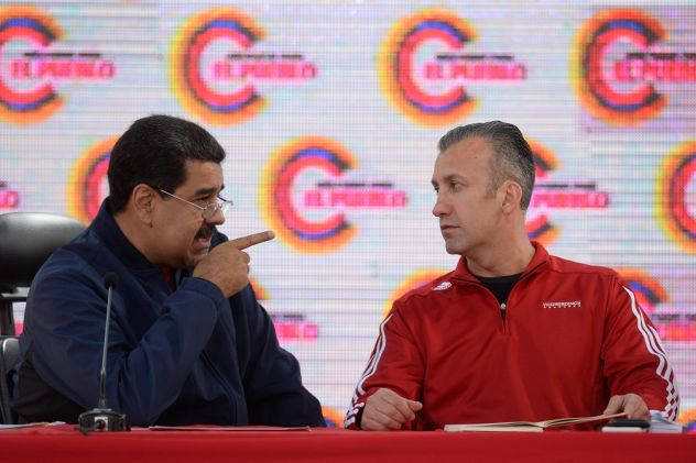 Ex-chefe do SEBIN nos EUA: Maduro é o líder de uma empresa criminosa