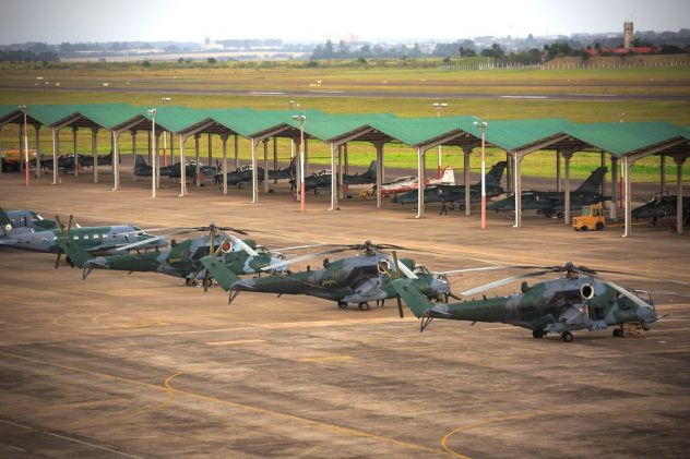 Brazilian Air Force Conducts Irregular Warfare Operational Exercise