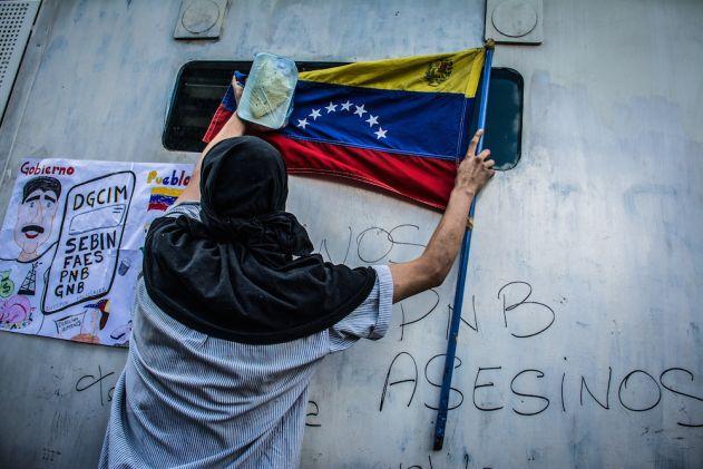 U.S. Slaps Sanctions on Venezuelan Counter-intelligence Agency