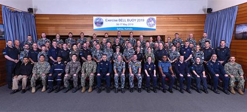 Navies of the World Meet to Practice Maritime Security Doctrine