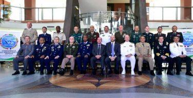 Líderes sénior discuten cooperación regional en defensa en respuesta a los desafíos hemisféricos en Brasil
