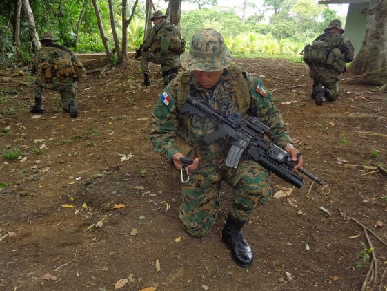 SENAFRONT's Special Forces Strengthen Capabilities