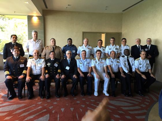 Navies from 15 Countries Attend Warships Conference in Rio de Janeiro