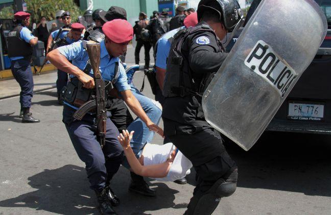 Cuban Agents Advise Nicaraguan Military