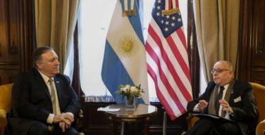 Argentina, Brasil, Estados Unidos y Paraguay crean grupo antiterrorista