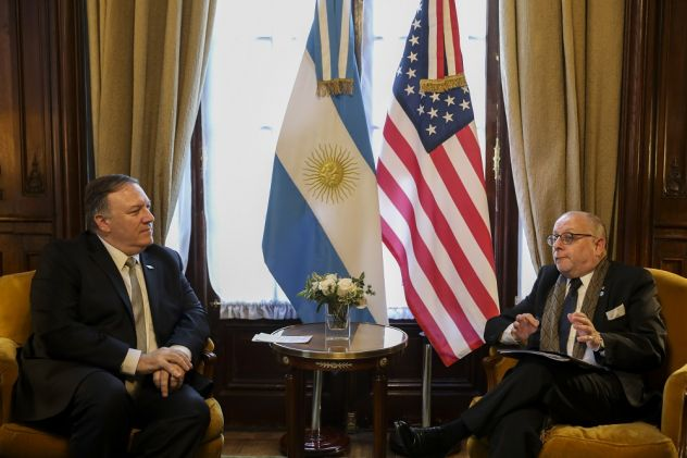 Argentina, Brazil, Paraguay, United States Create Counter-terrorism Groupbhaez