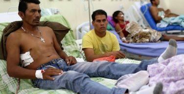 Elogio de Maduro a indígenas venezuelanos soa falso