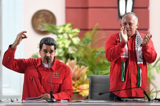 US Tightens Sanctions on Maduro, Citing His 'Usurpation of Power'