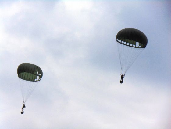Brazilian Service Members Train for Unprecedented Exercise in the US