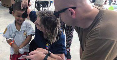 Capitán del USNS Comfort asegura que continúan con su misión de «atender a la gente»