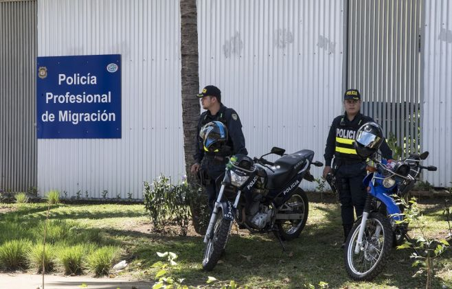 Nicaraguan Service Members Detain Alleged ISIS Terrorists