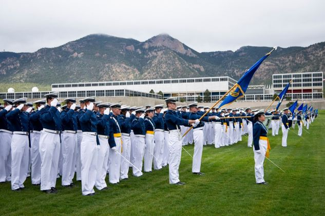 US Air Force Academy Offers Programs For Partner Nations