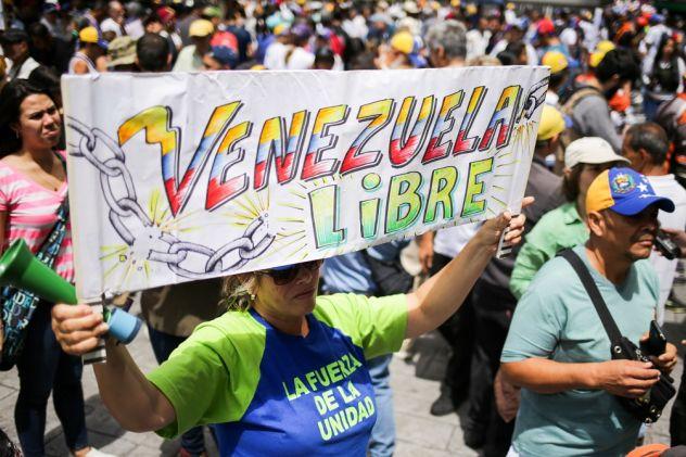 Bolton: Most Venezuelan Service Members Are Against Maduro