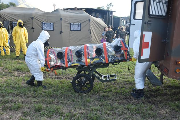 Latin American and Caribbean Countries Focus on Chemical Defense Training