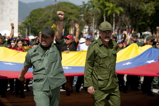 The Cuban Military Take Over in Venezuela