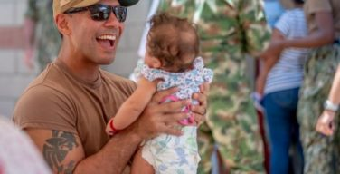 Continuing Promise 2019 Assists Venezuelan Migrants In Santa Marta, Colombia