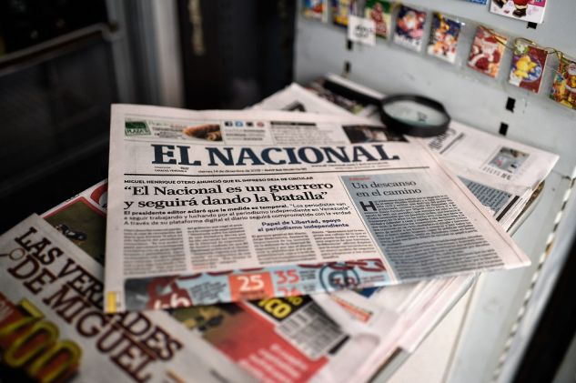 Chavismo's War on the Press Continues