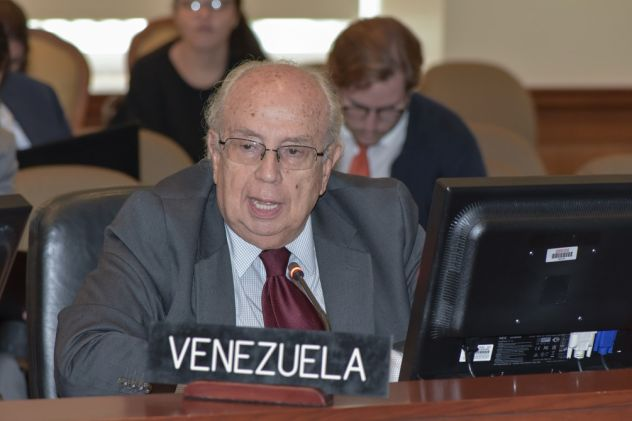 Venezuelan Interim Government Requests the Activation of the Inter-American Treaty of Reciprocal Assistance (TIAR)