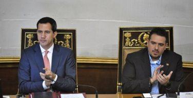 Perseguidos por Maduro: deputados da Assembleia Nacional