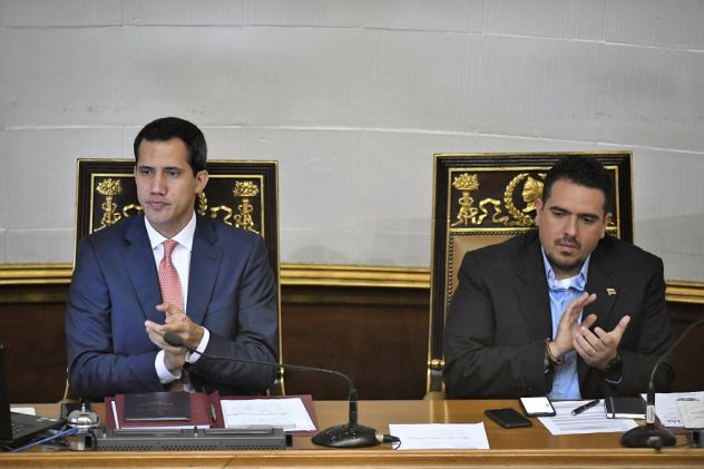 Persecuted by Maduro: National Assembly Members