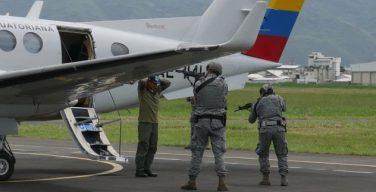 Colombia lidera fuerza de tarea multinacional contra el narcotráfico