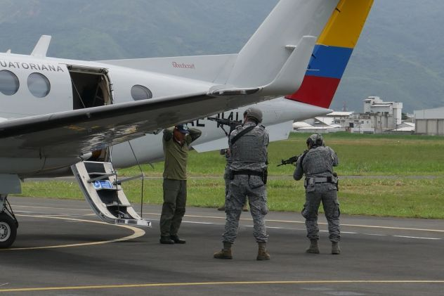 Colombia Leads Multinational Task Force against Narcotrafficking
