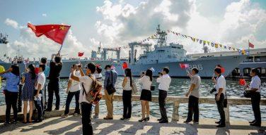 China procura manter presença e busca petróleo cubano no Caribe