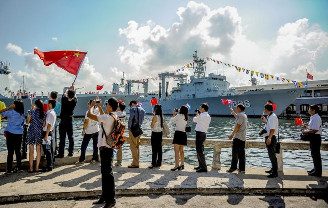 China Looks to the Caribbean to Strengthen its Presence and Exploit Cuban Oil