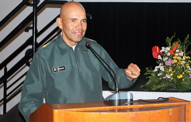 Colombia Has First Joint Command Sergeant Major