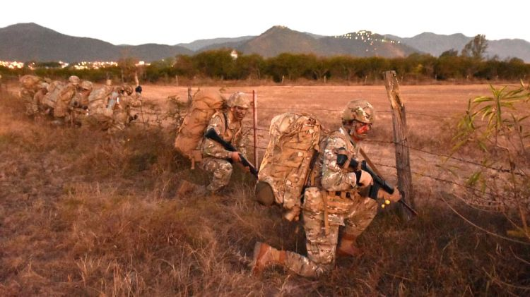 """""""Restructuring"""" Prepares Argentine Armed Forces for New Challenges"""