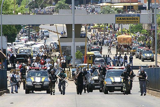Paraguay Toughens Antiterrorist Laws