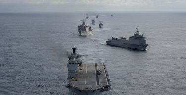 A Maritime-Focused Combined Task Force