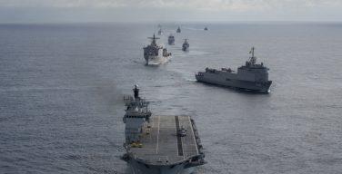 Una fuerza de tarea combinada enfocada al dominio marítimo