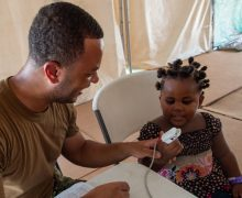 Comfort Strengthens Partnership with St. Kitts and Nevis Following Successful Medical Mission