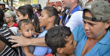Estados Unidos anunciam assistência humanitária adicional em resposta à crise regional da Venezuela