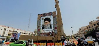 As Iranians Suffer, The Regime Funds Terror