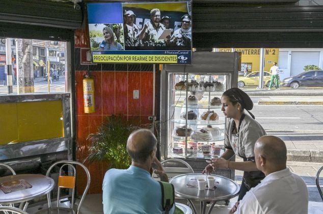 Guaidó Authorizes Satellite Use To Locate Guerrillas in Venezuelan Territory