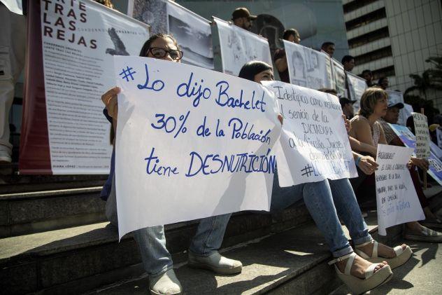 Groups Urge UN to Create Commission to Investigate Violations in Venezuela
